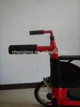 Aluminum-alloy Multi -function Hand Rotating Wheelchair With Walker Function