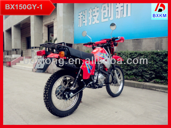 New gas powered electric dirt bike 200cc for hot selling