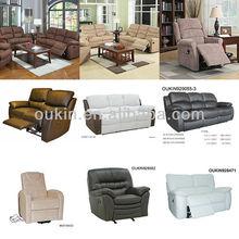 Divano di lusso per star hotel camere da letto(919149) mobili da giardino classico elegante rrr reclinabile divano funzione