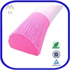 PP Synthetic Fiber for Pink Duster Brush