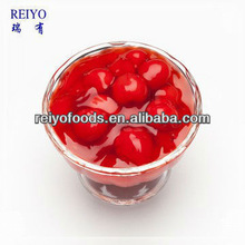 5kg red cherry pie filling2013 Fresh in China natural favorable price