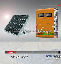 Solar panel kit,100w solar power system