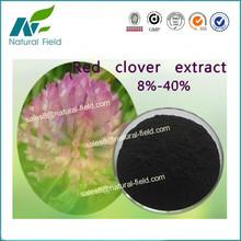 offer pure red clover extract isoflavones hplc 8% - 40% isoflavones