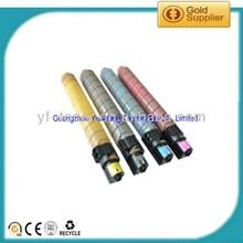 Color toner cartridge for ricoh MPC3300 copier