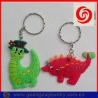 Fashion key chain cheap keychain dragon