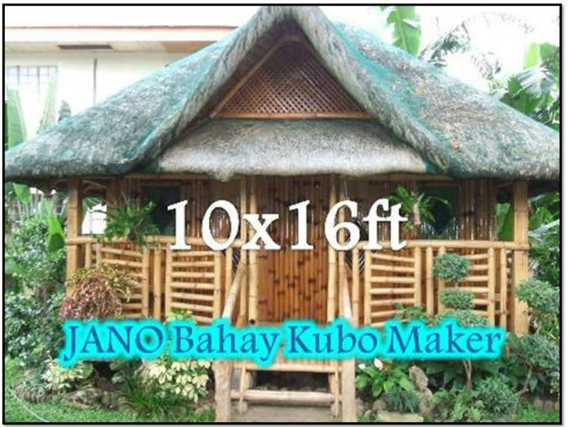 Philippine Native House Design Bamboo http://www.alibaba.com/product-free/133075411/Native_Bamboo_House/showimage.html