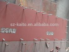 Screed Backboard for Vogele Asphalt Paver Supplier