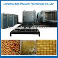 Telhas de cerâmica de revestimento pvd máquina/porcelana telha de revestimento de cor máquina/afresco de ouro cor do revestimento da máquina