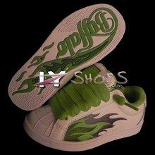 Buffalo flame shoes