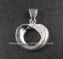 fashion jewelry birthstone ring pendant