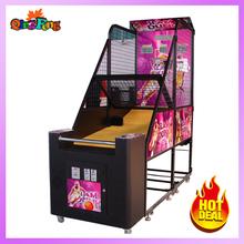 NA-QF055-arcade street extreme hoop basketball game machine