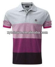 2015 latest fashion 95% cotton,5% spandex man polo t-shirt