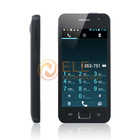"4.0"" IPS Capacitive Screen Jiayu G2 Smart phone MTK6577 Dual Core 1.0GHz 1G RAM 4G ROM Dual Camera 8mp GPS"