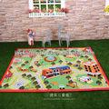 Los niños alfombra del piso, los niños sala de alfombras, los niños de las alfombras