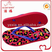 comfortable flat V-strap stock flip flop