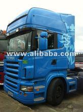 SCANIA R420 6X2 MANUAL