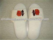 Pakistan Fashion Design Cotton Terry Slippers