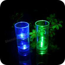 Factory Wholesale Mini Plastic flashing led cup
