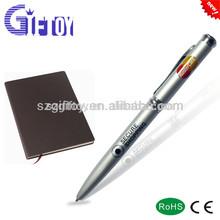 La lumière uv stylo détecteur d'argent/money detector stylo à bille