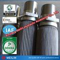 de fibres métalliques filtre fritté