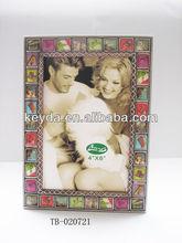 Promoção item antigo bela moldura para decoração de casamento