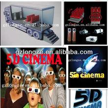 Digital 5D Cinema Equipment