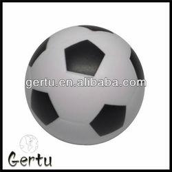 Pu foam anti stress soccer ball