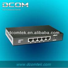 5/8/16/24 port 1000M network rj45 switch