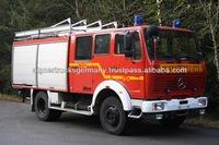Mercedes 1019 Firebrigade Truck 4x4