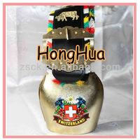 Custom Swiss Fashion Metal Cow bell