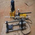 Hidráulica imprensa portátil máquina de ligação, Hidráulico pista de imprensa para campos de de 135 mm a 228 mm