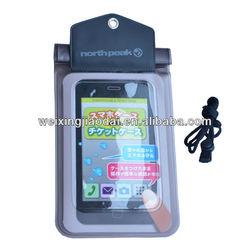PVC Promotional Phone Bag Waterproof Cell Phone Bag Japan