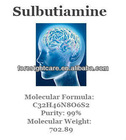 Best Quality Sulbutiamine CAS 3286-46-2 for Nootropics function 2013 new product !