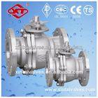 shut off valve floating ball valve grey ball valve