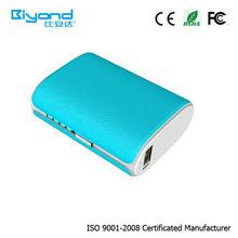 2013 hot sale rechargeable mini gp portable power bank mobile