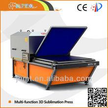3D Vacuum Sublimation Heat Transfe Machine for metal sheet