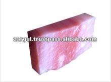 Solid Natural Pink Himalayan Rock Salt Bricks