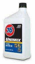 76 UNIMIX 2-cycle Motor Oil