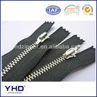 zipper, metal zipper , OEM available,textile fasteners zipper