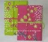 Traditional Cotton fabric handmade Journal