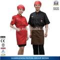 Quente- venda projeto o mais novo hotel uniformes/doorman uniformes/uniformes do pessoal