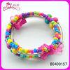 fashion arm candy bracelets kids bracelet bead bracelet wrap bracelet