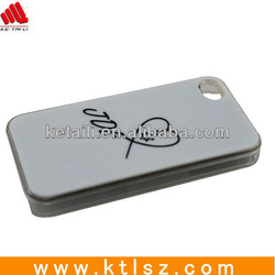 2014 ohoo! new arrival cellphone case for iphone 4