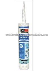 Professional Purpose RTV Silicone Acetic Sealant
