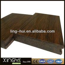 CE Dark bamboo flooring laminate jiangsu bamboo flooring