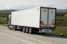 kamyon vücut kullanılan soğutuculu
