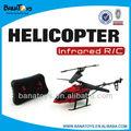de plástico de juguete juguetes de radio control helicóptero de radio control