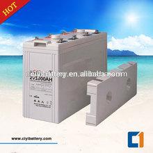 VRLA Solar Power Storage Gel Battery 2v 1000AH