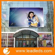venta al por mayor de alibaba com xxx pantalla led completo sexy xxx películas de vídeo nuevo producto de la fábrica precio p10 programable del led de signos en movimiento