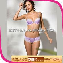China New Design Popular Sexy Girl's Innerwear Bra